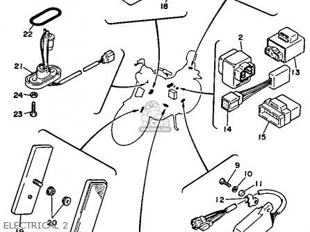 1991 Yamaha Golf Cart Wiring Diagram