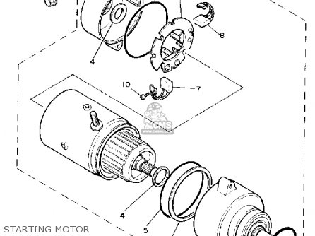 virago 1100 wiring diagram  virago  free engine image for