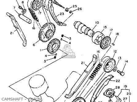 yamaha roadliner engine diagram yamaha warrior engine diagram