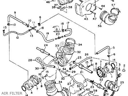 yamaha xv1100ec virago 1993 air filter_mediumyau1191b 3_fe4e 2007 mazda mx 5 parts diagram 2007 find image about wiring,Bmw 5 Wiring Diagram