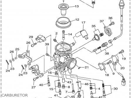 Road Star Carburetor Diagram