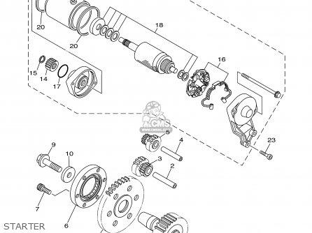 yamaha fz6r wiring diagram