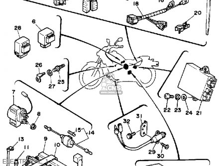 480 B Case Backhoe Wiring Diagram