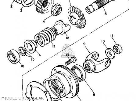 Yamaha Xv 500 Wiring Diagram