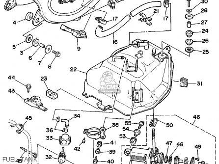 Yamaha 535 Wiring Diagram