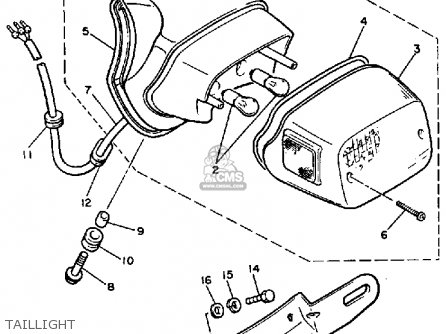 Wiring Diagram For Yamaha Virago 250
