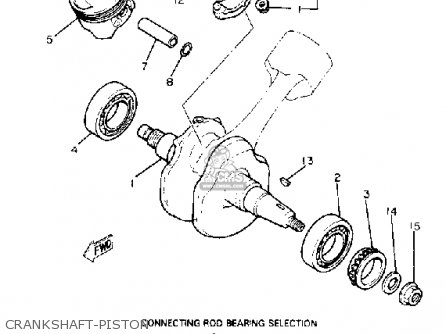 1981 Yamaha G1 Golf Cart Wiring Diagram