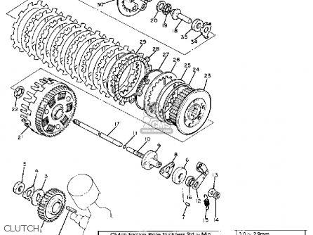 wiring diagram 1982 yamaha virago 1985 yamaha virago 1000