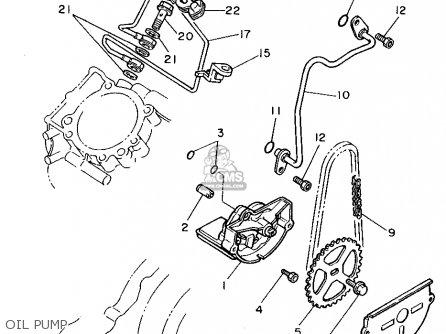 1994 Yamaha 750 Virago Wiring Diagram