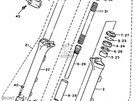 Honda Fourtrax Carb Diagram