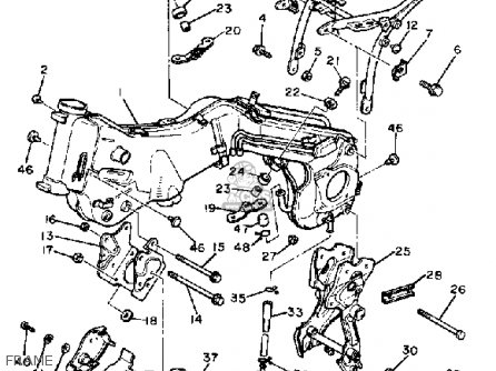 Wiring Diagram Yamaha Ybr 125 together with Camaro Ignition Switch Schematic as well Gmc Acadia Transmission Diagram furthermore 1996 Honda Shadow Vt1100c Wiring Diagram besides Yamaha Yz250 Carburetor Diagram. on wiring diagram yamaha virago