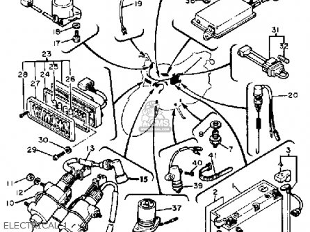 1981 Xs650 Wiring Diagram besides Diagrama Honda Gl1000 Schemat besides Honda Cm200t Wiring Diagram further Diagram 1982 Yamaha Xs650 additionally Yamaha Rectifier Wiring. on wiring diagram for 1982 yamaha maxim 650