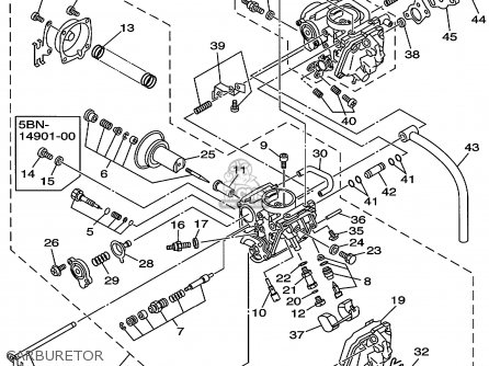 Harley Carburetor Diagram on wiring diagrams harley davidson motorcycle