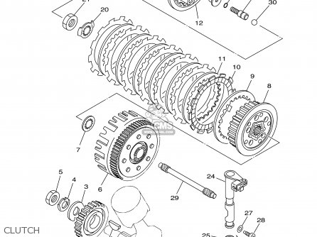 Yamaha Raptor 50 Wiring Diagram on yamaha raptor 350 wiring diagram
