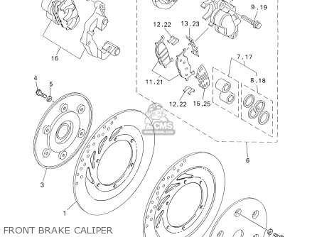 T6043891 1999 2500 pick up abs besides Products besides Adjusting Rim Brakes further 603957 Parking Brake Pad Replace also Brakedesign. on brake caliper drawing