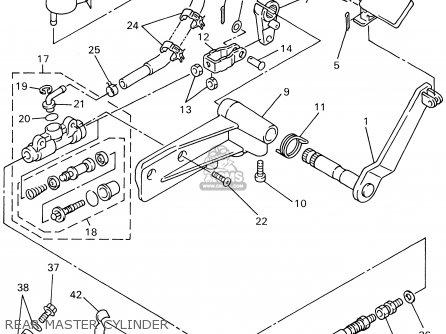 Yamaha Xvz13lt Royal Star 2001 1 Usa Parts Lists And Schematics