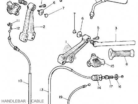 yamaha xz 550 wiring diagram yamaha xv 550 wiring diagram