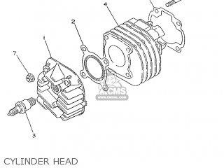 yamaha ya50r 1996 4pc6 italy 264pc 354e5 parts lists and schematics Bass Guitar Pickup Wiring Diagram Two yamaha ya50r 1996 4pc6 italy 264pc 354e5 cylinder head