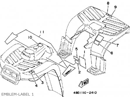 yamaha timberwolf ignition wiring diagram yamaha grizzly