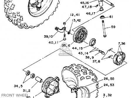 2005 Buyang Group Atv Wiring Harness on buyang atv parts diagram