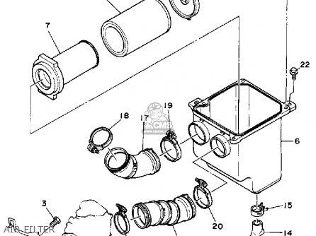 Yamaha Moto 4 350 Starter Wiring Diagram