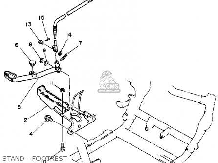 1987 Yfm350ert Wiring Diagram