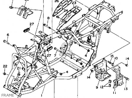 Honda 200 Fourtrax Wiring Diagram likewise Yamaha G2 Golf Cart besides Wiring Diagram Also Honda Recon 250 Moreover together with Yamaha Xt 250 Wiring Diagram Download likewise 1997 Yamaha Warrior 350 Wiring Diagram. on yamaha moto 4 wiring diagram