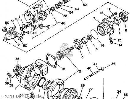 yamaha yfm 400 carburetor diagram yamaha wr 400 carburetor