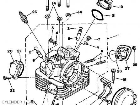 yamaha yfp350u terrapro 1988 parts list partsmanual partsfiche yamaha terrapro wiring diagram yamaha 1900cc wiring diagram
