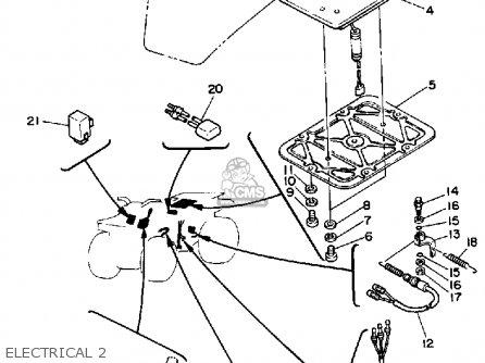 1978 Xs750 Wiring Diagram
