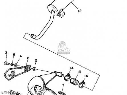 Yamaha Yfs200b Blaster 1992 Parts Lists And Schematics
