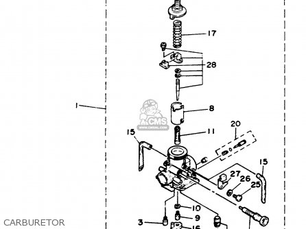 Yamaha Blaster 200 Exhaust Diagram on yamaha ef2000is wiring diagram