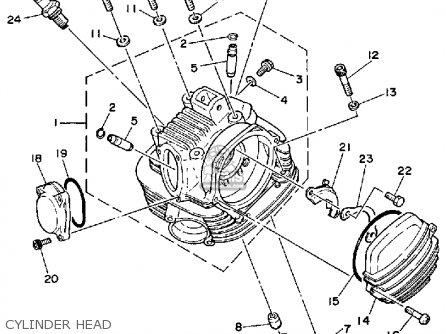 Yamaha Yfu1tw 1989 Pro Hauler Parts Lists And Schematics