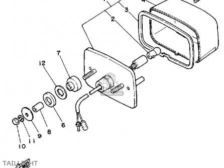 1989 yamaha pro hauler service manual