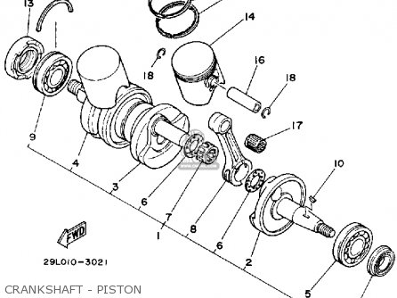 Yamaha Banshee Engine Diagram
