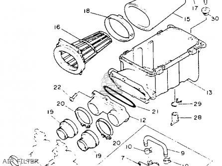 1993 Yamaha Banshee Wiring Harness