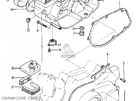 1965 Yamaha Wiring Diagram Schematic