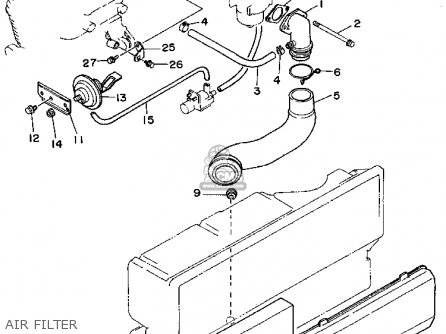 Yamaha Yg400d 7mc1 Generator Parts Lists And Schematics