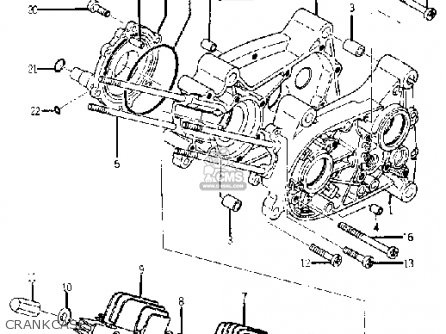 Yamaha Yj2 Campus 60 1964 1965 Usa Parts Lists And Schematics
