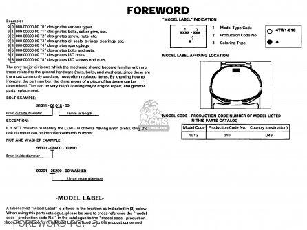 Yamaha Yj R Vino Usaforeword Pg Mediumyau A C on Yamaha Vino Carburetor Diagram