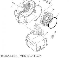 Yamaha YQ100 AEROX 100 2002 5ME6 ENGLAND 1A5ME-300G1 parts ... on