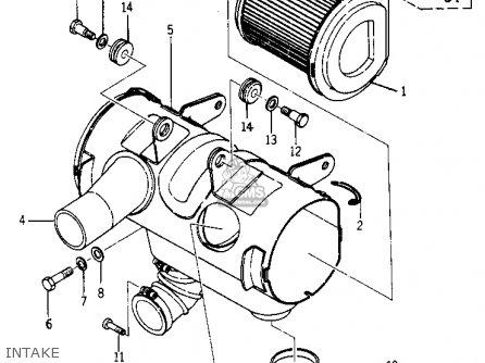 Yamaha Yr1 Dual Purpose 1967 1968 Usa Intake