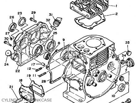 Yamaha 225dx Wiring Diagram