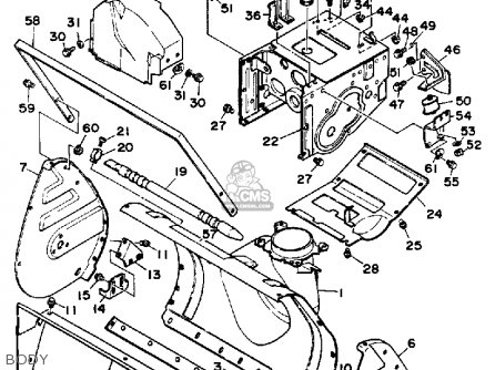 John Deere 44 Snowblower Parts Diagram on john deere 826 snowblower diagram