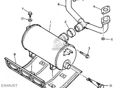 yamaha yt6800p lawn tractor 1990 exhaust_mediumyau0238a 12_4c2b lift axle air line schematics wiring diagram and ebooks \u2022