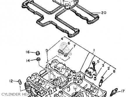 Yamaha Radian Steering Diagram