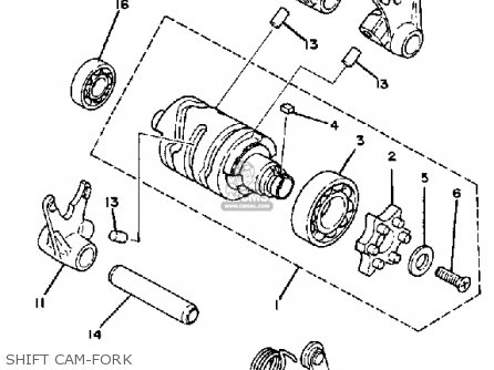 Evinrude Transmission Diagram