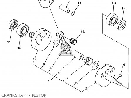 ford y block engine diagram