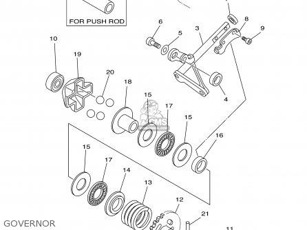 Yamaha Yz125 1 2001 1 Usa Parts Lists And Schematics
