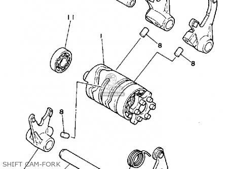 Piston Engine Cross Section